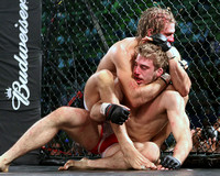 Mixed Martial Arts Cage Fights